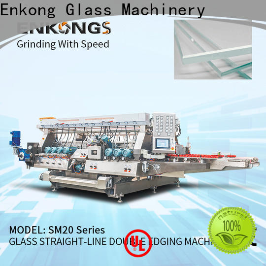 Enkong Best glass edging machine suppliers manufacturers for household appliances