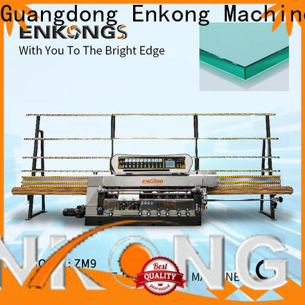 Enkong New glass edging machine for sale factory for photovoltaic panel processing