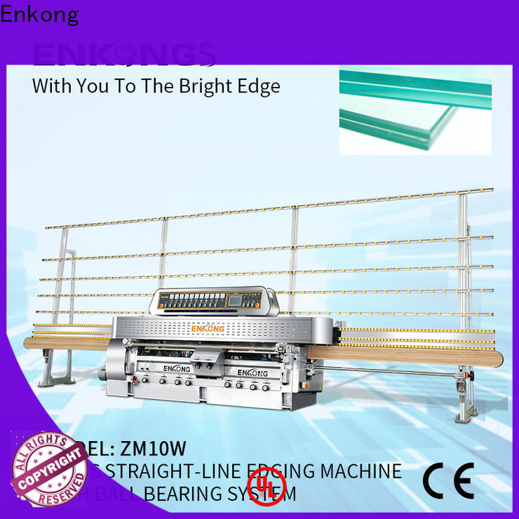 Best glass machine manufacturers high precision supply for processing glass