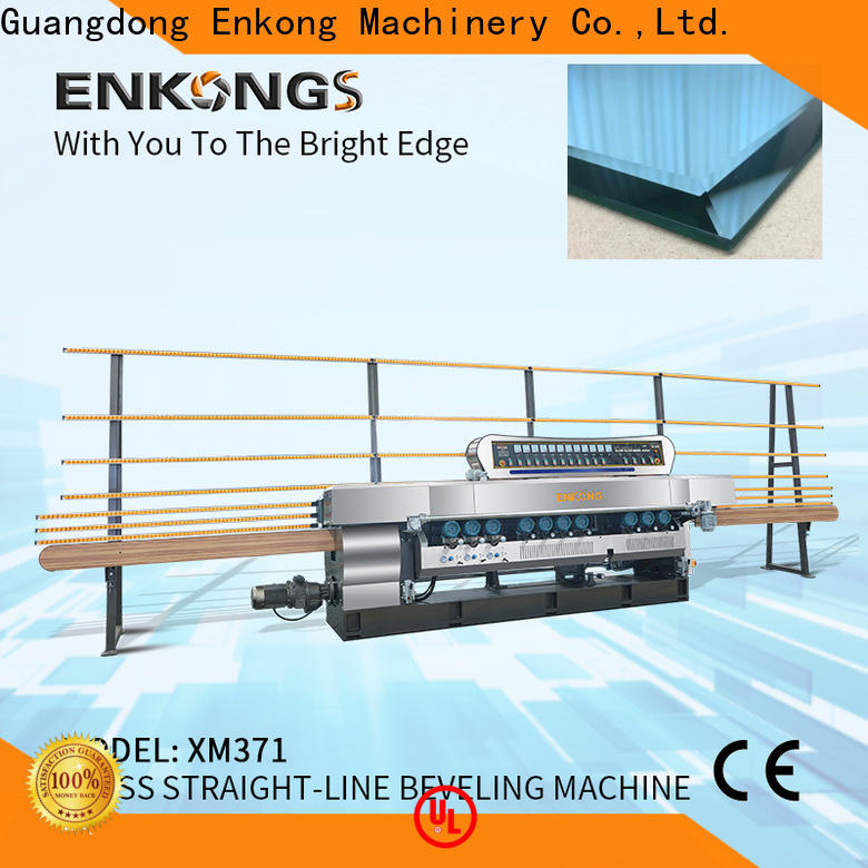 Enkong Custom beveling machine for glass supply for glass processing