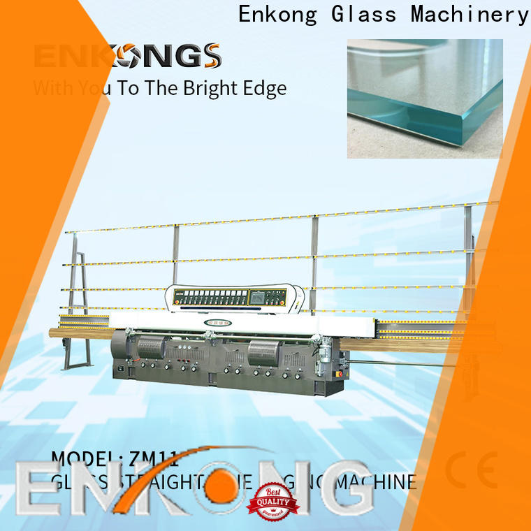 Enkong New glass cutting machine manufacturers company for photovoltaic panel processing