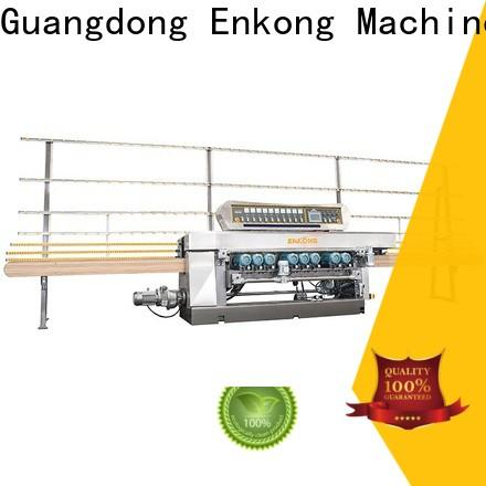 Enkong xm351 glass beveling equipment company for polishing