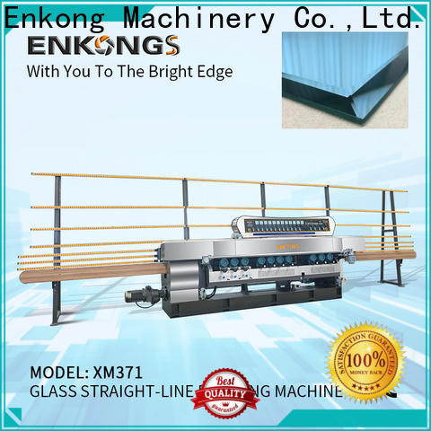 New small glass beveling machine xm363a factory for polishing