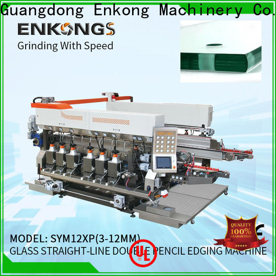 Enkong High-quality glass edging machine suppliers factory for photovoltaic panel processing