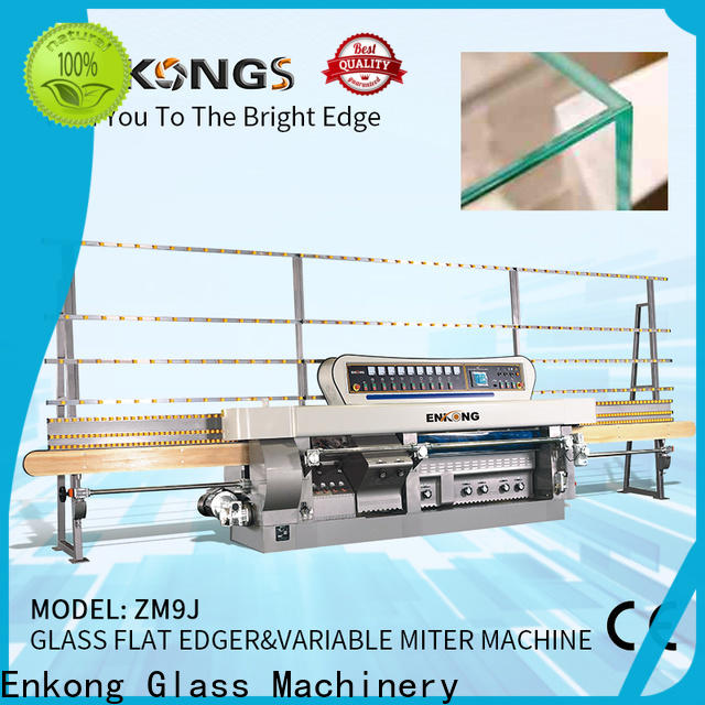 Enkong Wholesale glass machinery company manufacturers for polish