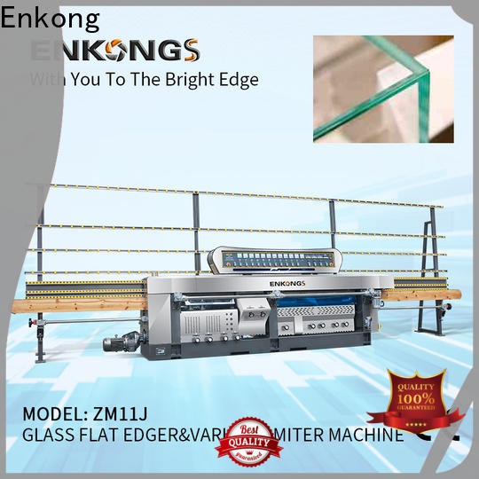 Latest glass mitering machine ZM9J supply for household appliances