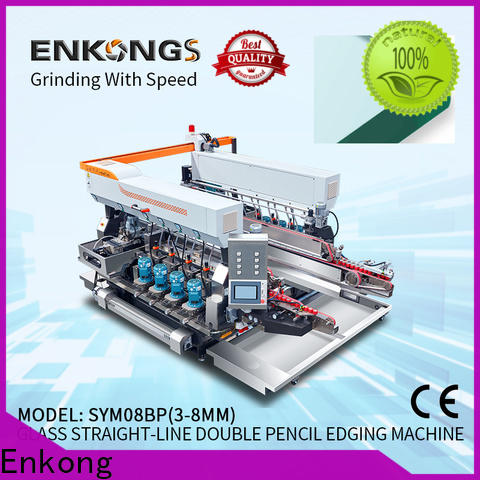 Enkong Wholesale glass double edging machine for business for photovoltaic panel processing