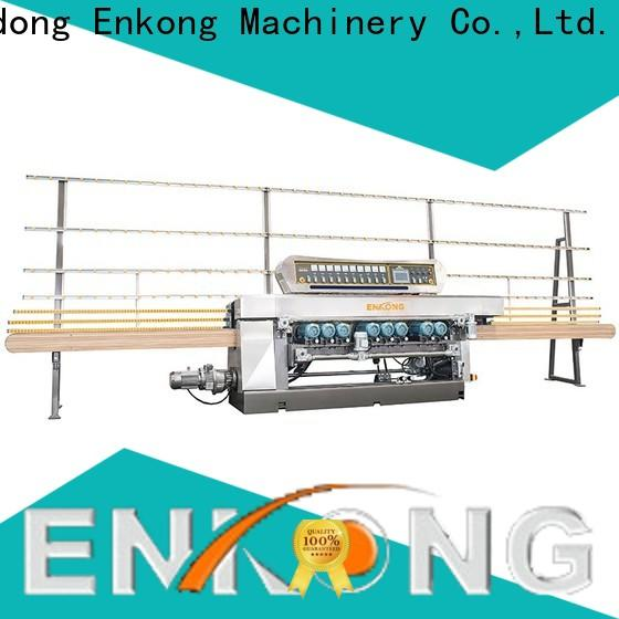 Enkong Best glass beveling equipment suppliers for glass processing