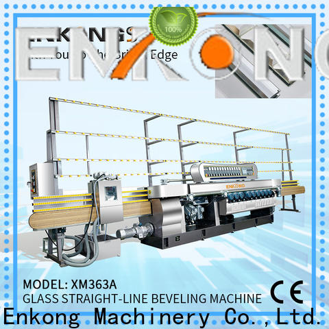 High-quality glass beveling machine for sale xm351 supply for polishing