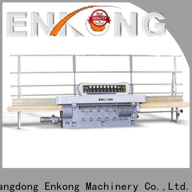 Top glass edge polishing machine for sale zm9 supply for round edge processing