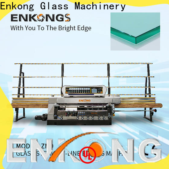 Latest glass grinding machine zm11 factory for photovoltaic panel processing