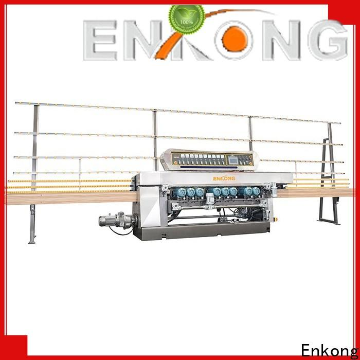 Enkong High-quality glass beveling machine manufacturers factory for glass processing
