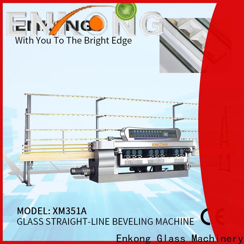 Best glass beveling equipment xm351a company for polishing