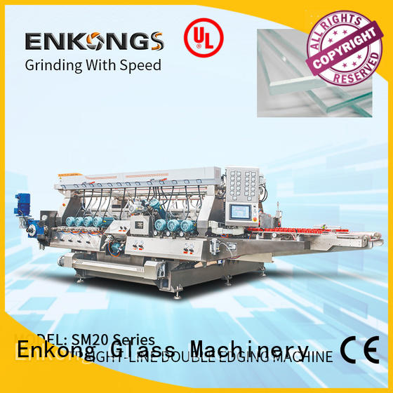 real double edger machine SM 22 wholesale for photovoltaic panel processing