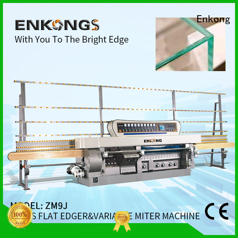 professional glass mitering machine variable manufacturer for polish