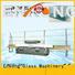 Enkong top quality glass edge polishing machine wholesale for fine grinding