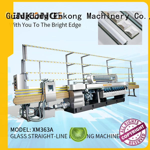 Enkong cost-effective glass beveling machine for sale wholesale for polishing