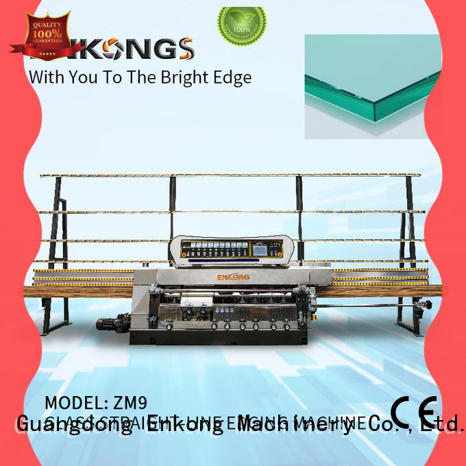 top quality glass edge polishing machine zm4y series for fine grinding