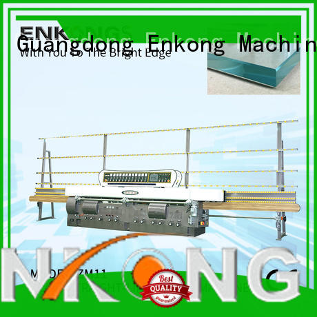 stable glass edging machine zm9 wholesale for polishing