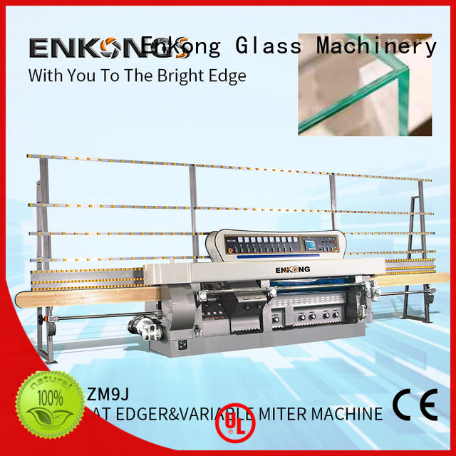top quality glass mitering machine variable manufacturer for polish