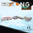 Enkong SM 12/08 double edger machine supplier for photovoltaic panel processing