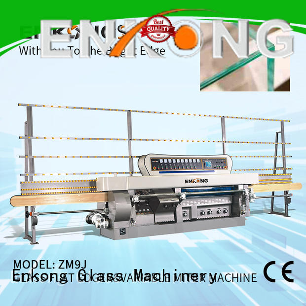 real glass mitering machine ZM11J wholesale for polish