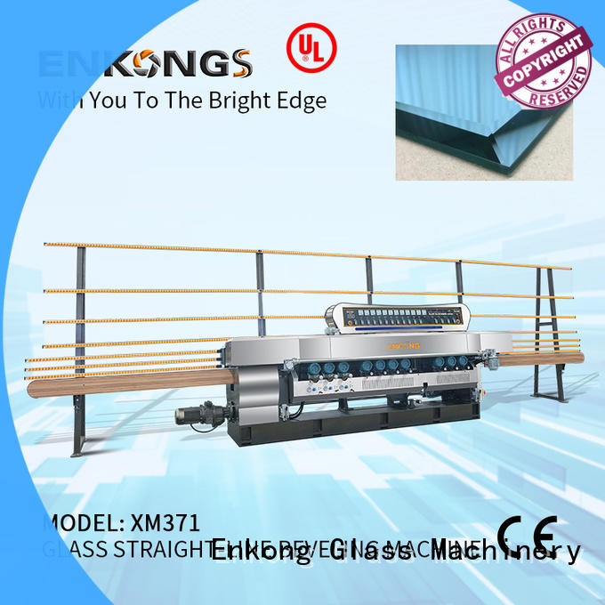 Enkong cost-effective glass beveling machine wholesale for polishing
