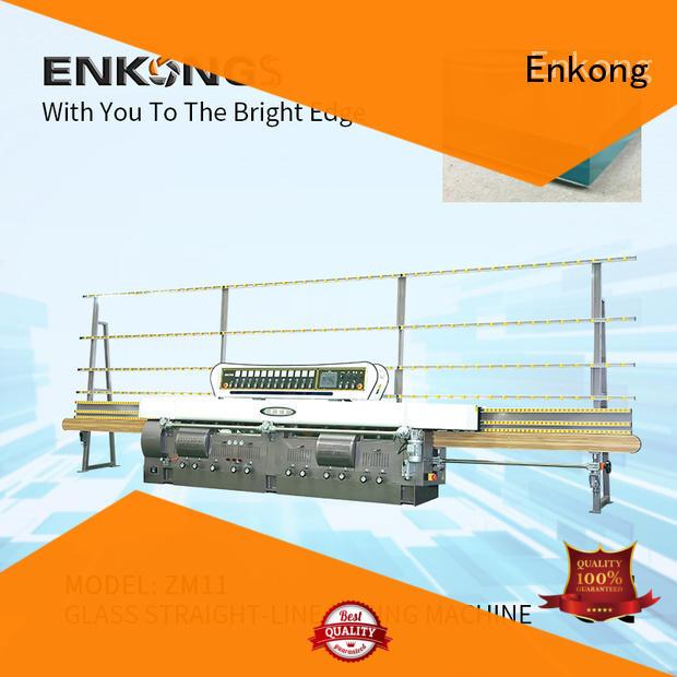 Enkong stable glass edge grinding machine series for polishing
