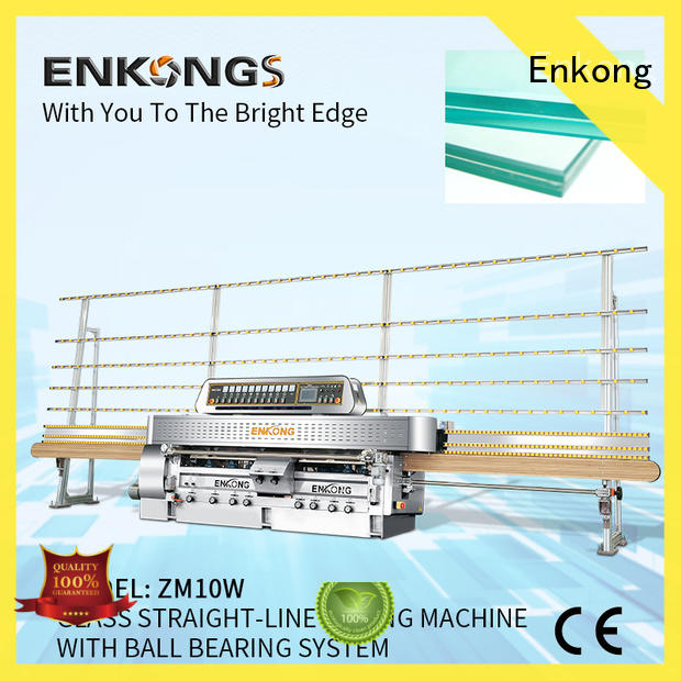 Enkong high precision glass machinery wholesale for processing glass