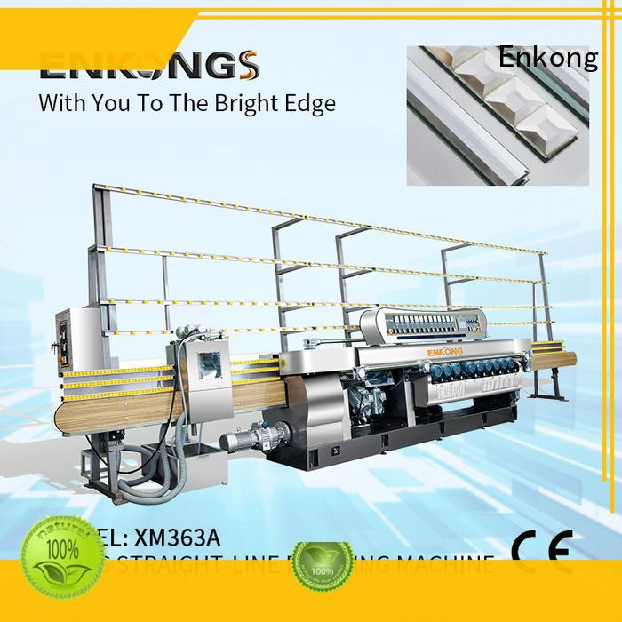 Enkong xm351 glass beveling machine manufacturer