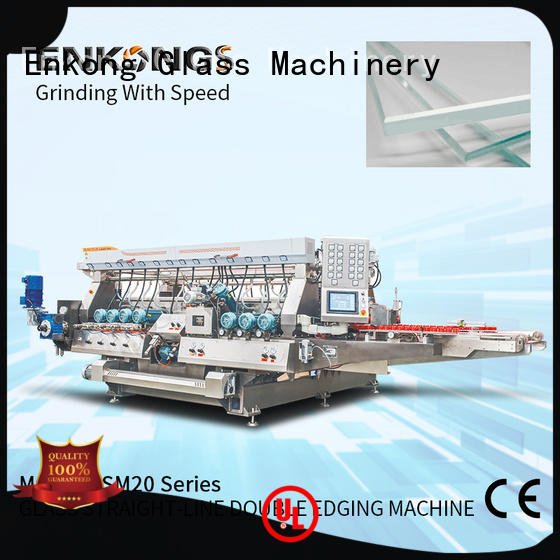 Enkong cost-effective double edger machine series for photovoltaic panel processing