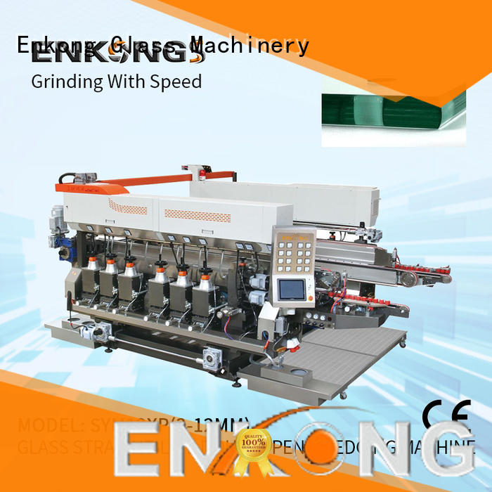 high speed double edger machine SM 12/08 series for photovoltaic panel processing