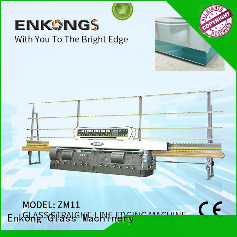 Enkong efficient glass edge polishing supplier for polishing