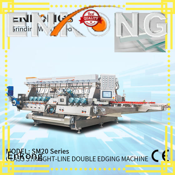 Enkong modularise design double edger machine series for household appliances