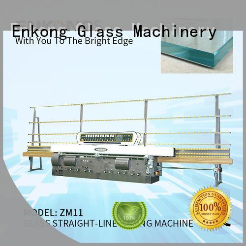 stable glass edge polishing zm9 customized for polishing