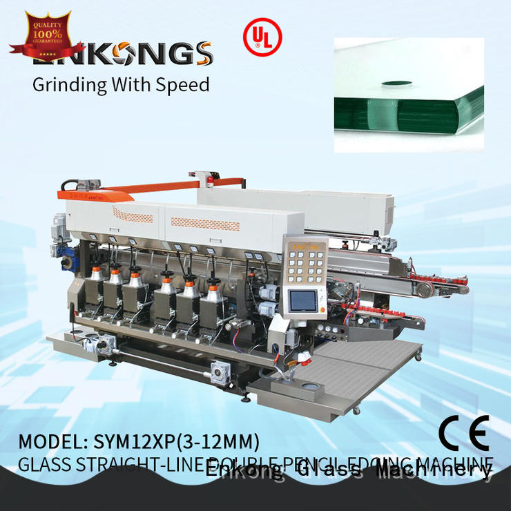 high speed double edger machine SM 26 manufacturer for household appliances
