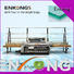 Enkong stable glass edging machine supplier for polishing