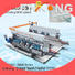 Enkong SM 20 glass double edging machine supplier for household appliances