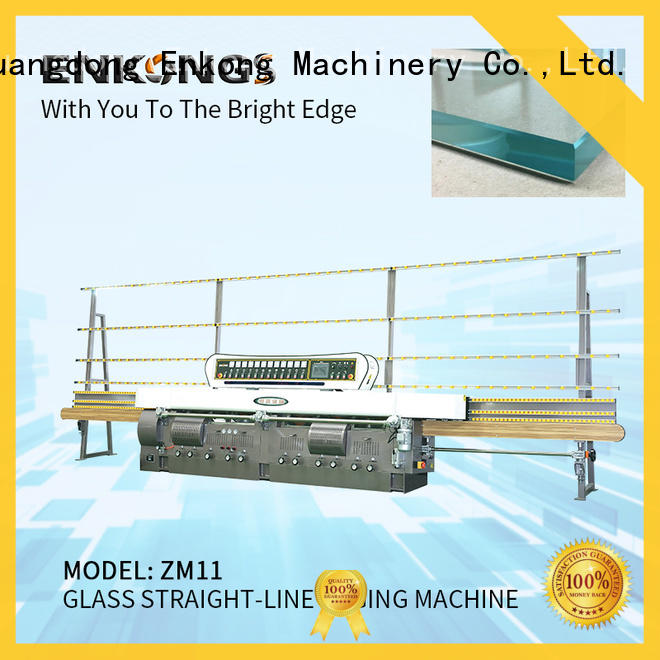 Enkong zm11 glass edge polishing machine wholesale for polishing