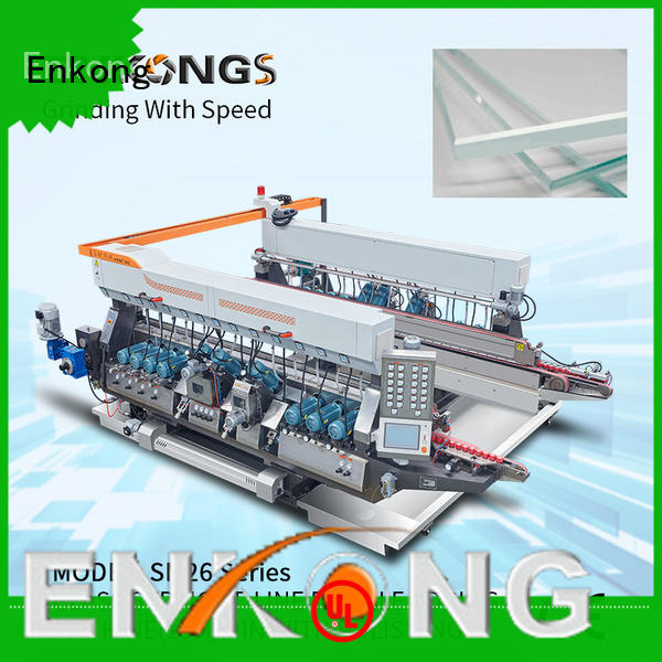 high speed double edger machine straight-line supplier for household appliances
