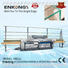 Enkong 5 adjustable spindles glass mitering machine wholesale for grind