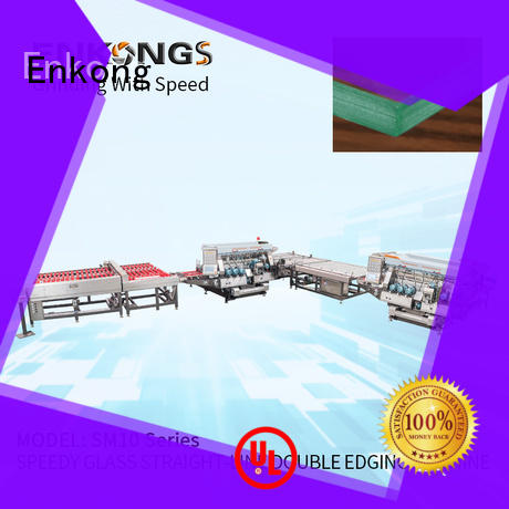 cost-effective double edger machine straight-line series for photovoltaic panel processing