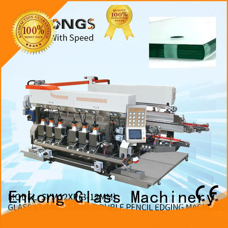 quality double edger machine SM 26 supplier for round edge processing