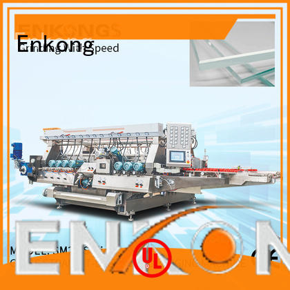 quality double edger machine SM 20 factory direct supply for round edge processing