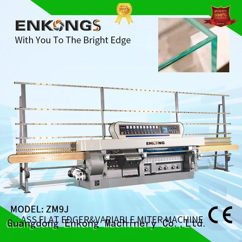 professional glass mitering machine ZM11J manufacturer for grind