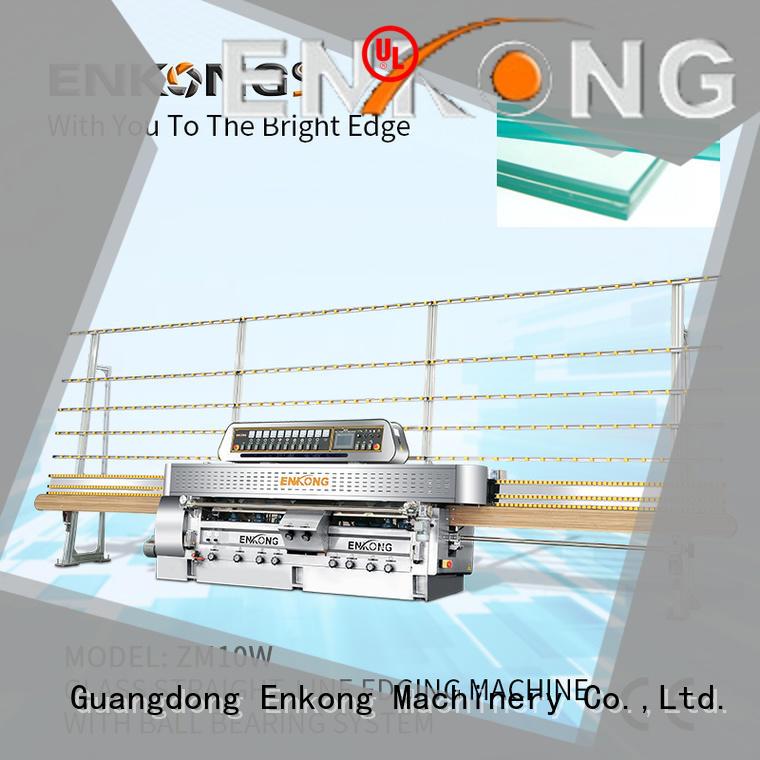 Enkong glass machinery manufacturer