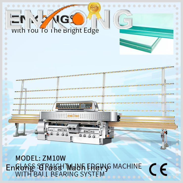 glass machinery zm10w manufacturer for processing glass