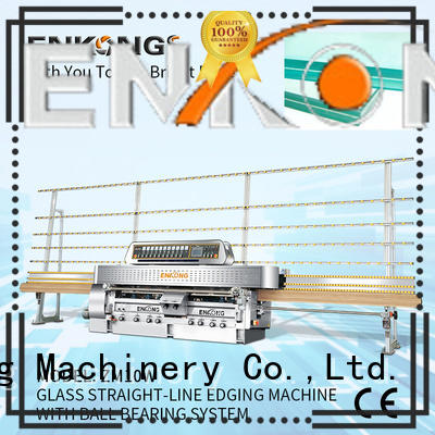 professional glass machinery high precision series for processing glass