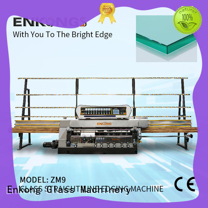 stable glass edging machine zm7y supplier for fine grinding