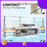 Enkong variable glass mitering machine supplier for polish
